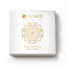AMPULKA ANTIAGE FACIAL PREMIUM VITAMIN LIFT